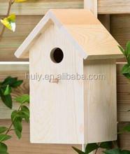 wooden decorative bird house bird feeder spring nice garden wood bird house