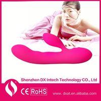 Sex rabbit vibrators sex toys double trouble dildo exclusive design anal toy anal toy