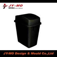 Large-scale plastic dustbin mould/mold/molding