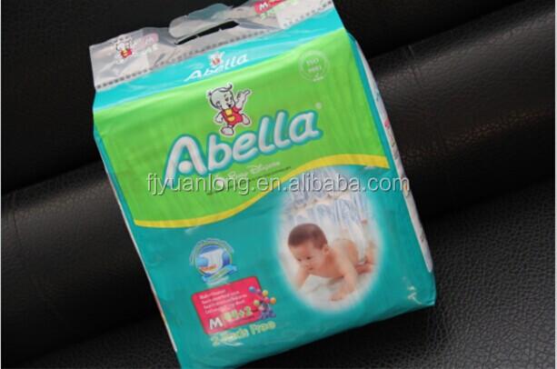 China baby diaper manufacturer