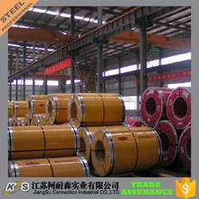 PPGI CGCC color steel coil for prefab homes