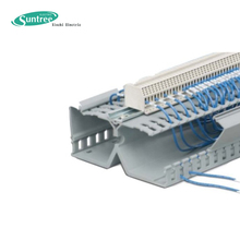 pvc network cable trunking system