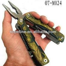 manufacturer Combination pliers Multi-purpose pliers/multi-tool/multitoolr with camo Aluminum handle