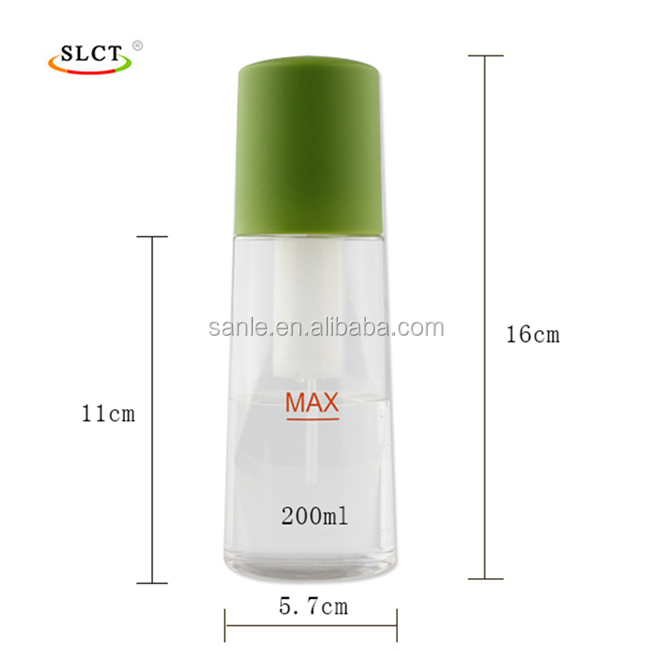 plastic Fine Mist Spray Bottle