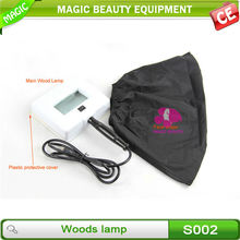 Portable woods lamp for skin analyzer S002