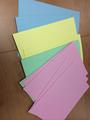 2015 las mejores ventas de color de papel sin madera