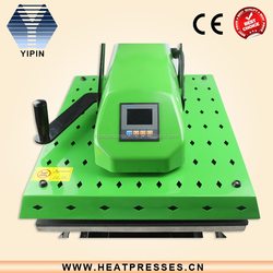 Top selling heat tranfer printing machine manufacturer for garments
