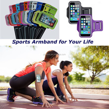 2015 New Product High quality armband , sport armband for iphone 6s