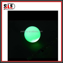 2015 newest hot sale high quality led golf ball for promotion gifts
