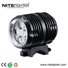 Nitefighter BT40S 1600 lumens Rechargeable Bike Light flashlight