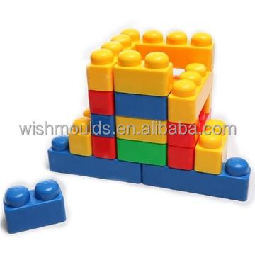 Costruzione di giocattoli di blocco per pocoyo personalizzati ...