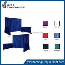 TFR Upright And Horizontal Pipe Drape Support For Wedding Decoration Event