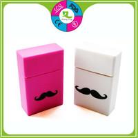 silicone cigarette case