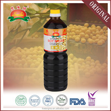 1000ml plastic bottle Natural Brewed Superior mushroom Soy Sauces