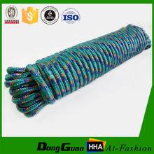 Fabricación de la alta calidad colorful barato cuerda de nylon para venta al por mayor