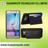 2015 New Products Stand Mobile Leather Case, Wallet Leather Case/