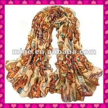 2012 Wholesale Polyester Scarf(FA038-3)