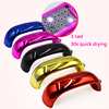 9W Mini USB LED UV Lamp Nail Dryer For Curing Nail