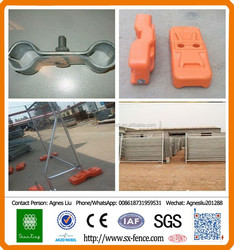 Alibaba China Cheap Galvanized Temporary Fencing for dogs