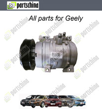 1067000182 AC Compressor for geely EC7