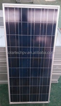 Peak Efficiency 80W Poly Solar Panel for Home Application with Friendly Price