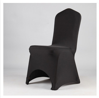 Spandex Table Covers Wholesale Cc-198 Wholesale $1 Black Banquet Chair Covers For Sale - Buy $1 Black ...
