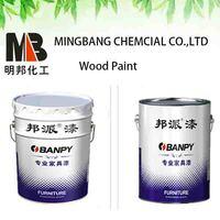 Polyurethane scratch resistant pu wood paint