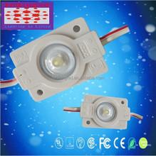 Redkingled lighting IP65 DC12V 3W high power led module /led module for lightbox Edge emitting