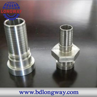 CAD designed casting stainless steel process