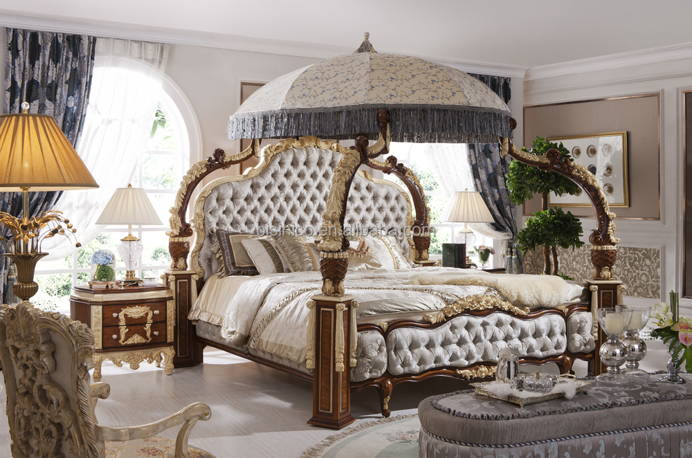 italien fran ais rococo de luxe mobilier de chambre duba. Black Bedroom Furniture Sets. Home Design Ideas