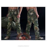 Popular Snake Skin combat Pants Military Uniform