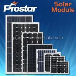 Prostar poly solar power facts 250W PPS250W