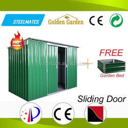 New trend product China supplier metal shed sale with home designs