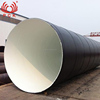 Customized hotsell new Mechanical and Pressure Concrete Weight Coating schedule 40 steel pipe astm a53