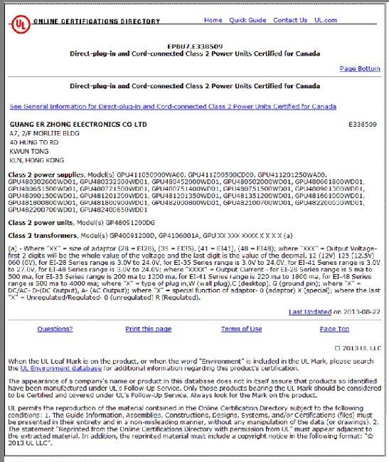 Ul Ce Cb Kc Saa Certified Ac Adapter 12v 2a - Buy Adapter,Power ...