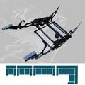 OK4311 mecanismo reclinável para poltronas baratos