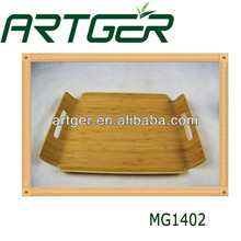 new products,bamboo food ,vegetable ,fruit serving trays
