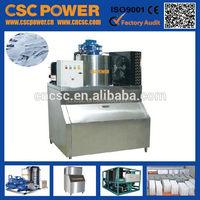 Hot sale air cooled condenser flake ice making machine