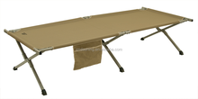 2015 New Folding 600D Fabric Camping/ Army Bed with Carry Bag