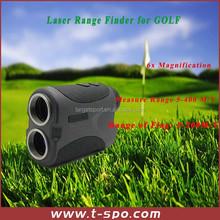 6x magnification laser golf range finder/similar Bushnel range finder/400m(y) laser golf scope