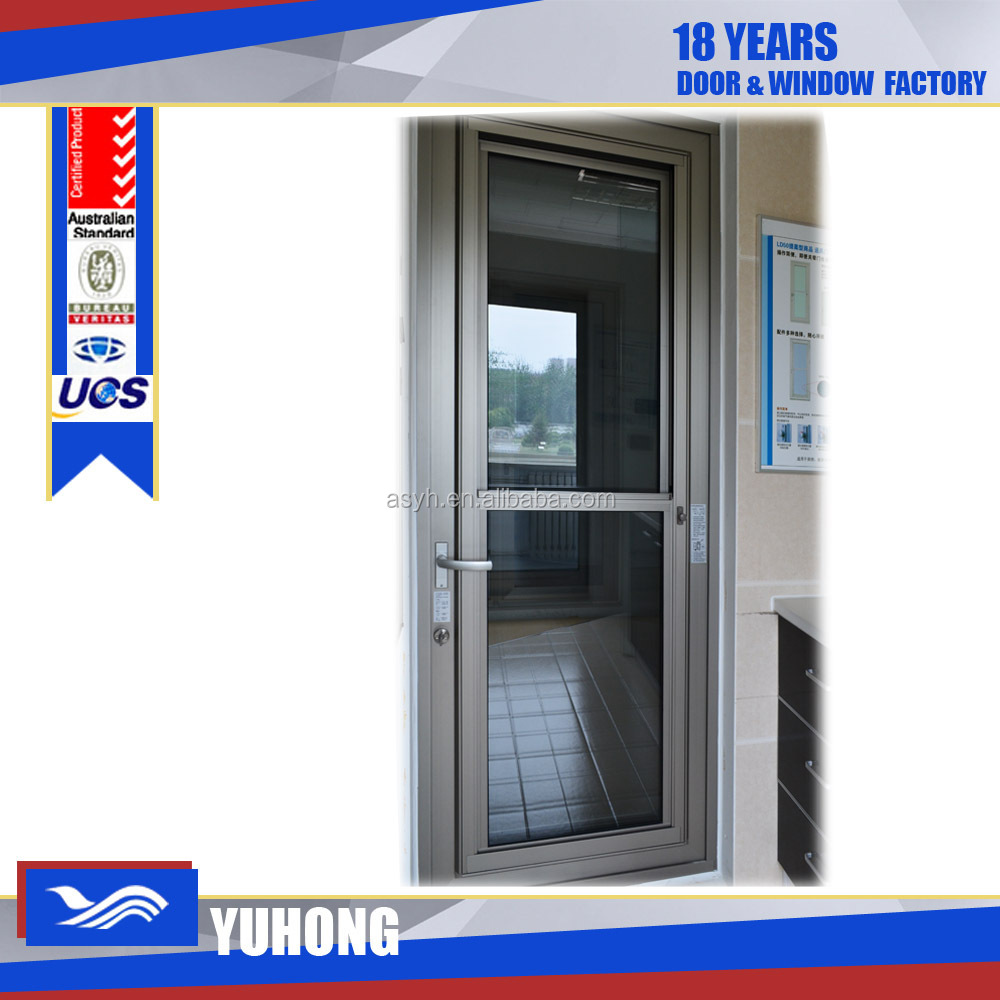 High Quality Exterior Aluminum House Front Door Buy House Front Door Alumin