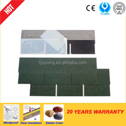 3-tab best asphalt shingles