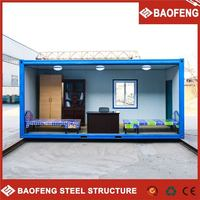 transport and for practical mining container house for workers