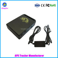 GPS+GSM+SMS/GPRS Global Smallest Anti-theft Alert System Quad-band Frequency Vehicle GPS Tracker TK102B with sos function