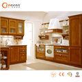 Cozinha gabinete de madeira fabricante, porta da cozinha alças