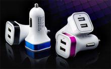 Free Sample! High speed phone car charger 2100mah