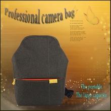 Professional DSLR Durable Digital canvas camcorder bag