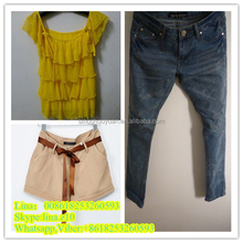 low price overstock used clothes