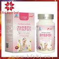 Salud alimentaria oem y marcas privadas multivitamin+iron +folic tabletas de ácido