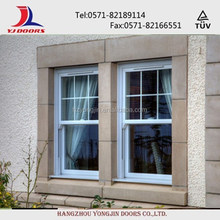 balcony,cheap american style vertical sliding window